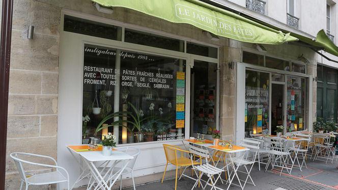 Bienvenue au restaurant Le Jardin des Pâtes - Le Jardin des Pâtes, Paris