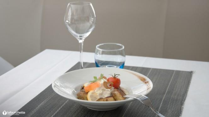Suggestion de plat - Le 29 Place aux Huiles, Marseille