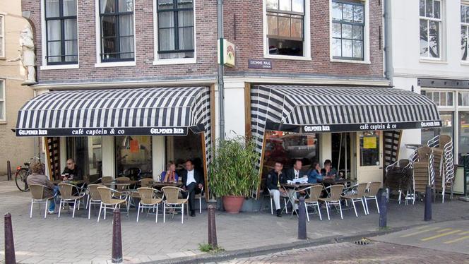 terras - Café Captein & Co, Amsterdam