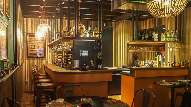 Bar - My Thai Son, Rotterdam