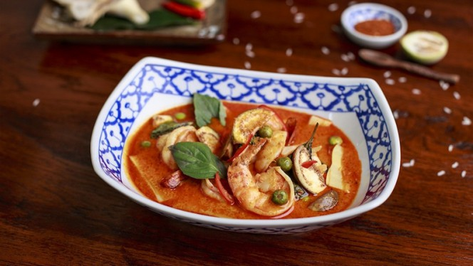 Red curry - My Thai Son, Rotterdam