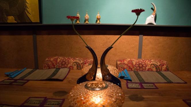 Table decoration - My Thai Son, Rotterdam