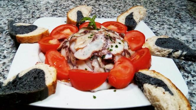 Sugerencia del chef - O' Sole Mio, Valencia