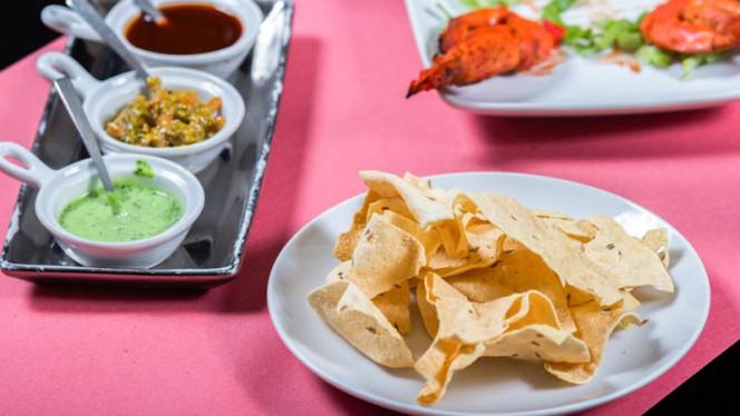 Suggestion du chef - Saveurs de l'Inde, Lille