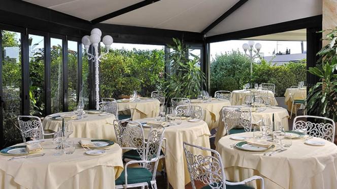 sala - La Terrazza dei Papi, Rome