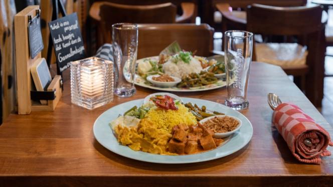 Gerecht - Javaans Eetcafé, Groningen