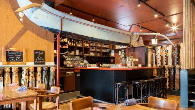 Restaurant - Javaans Eetcafé, Groningen
