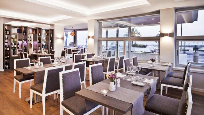Sala - Restaurante Baía, Cascais