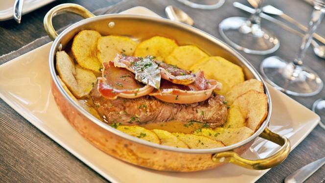 sugestão do chef - Restaurante Baía, Cascais
