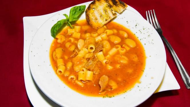 Suggerimento dello chef - Vecchia Osteria del Gelsomino, Rome