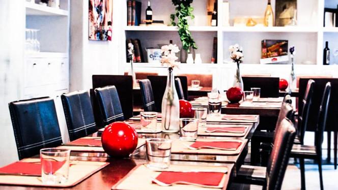 La sala - Wish Lounge Restaurant, Milan