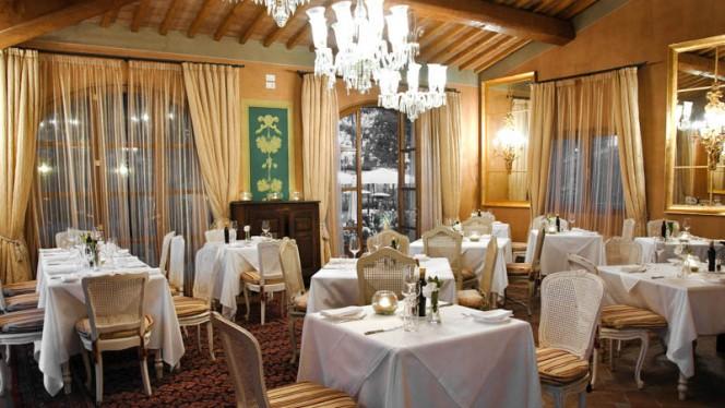 sala - Villa Mangiacane, San Casciano In Val Di Pesa