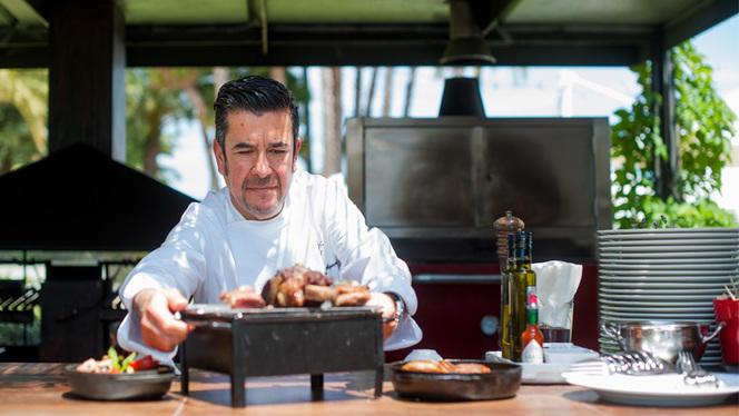 Cheff - The Terrace - Fairmont Rey Juan Carlos I, Barcelona