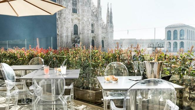 Terrazzo vista Duomo - Duomo 21 Terrace, Milan