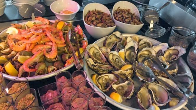 Buffet Fruits de Mer - Campanile Lyon Part-Dieu, Lyon
