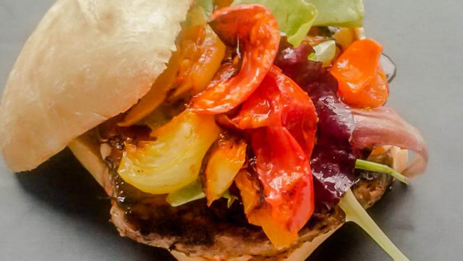 Burger - Campanile Lyon Part-Dieu, Lyon