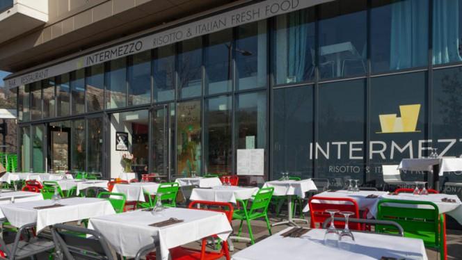 Terrasse - Intermezzo, Lyon