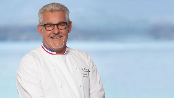 Chef Claude Legras - Le Floris,