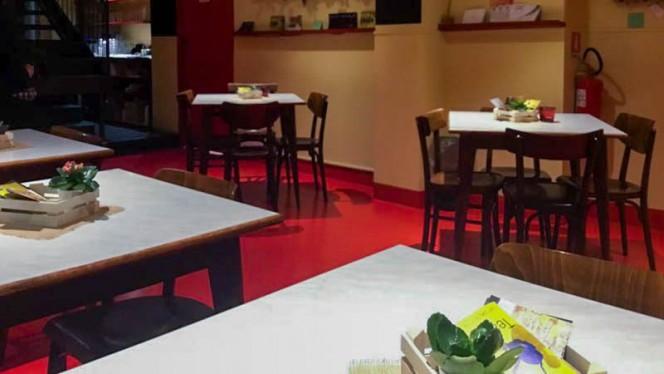 Vista sala - Posto Unico, Milan