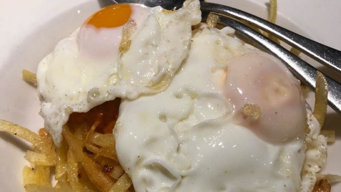 Sugerencia del chef - Mi Rincón, Barcelona