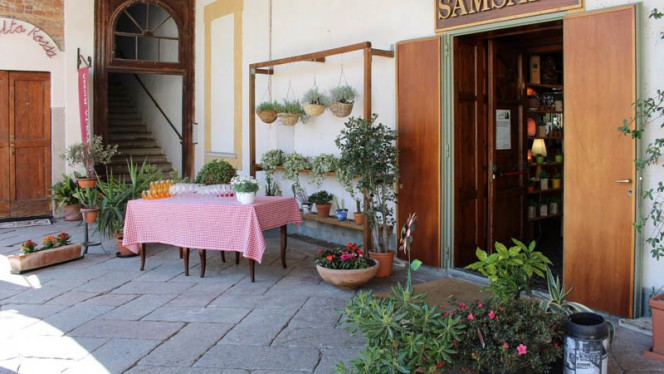 Entrata - Samsara, Brugherio