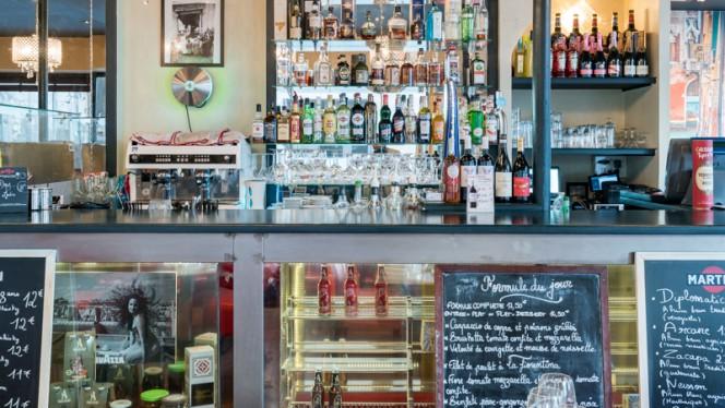 Bar - San Pietro, Bordeaux