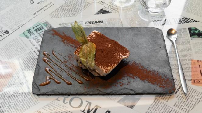 Dessert - San Pietro, Bordeaux