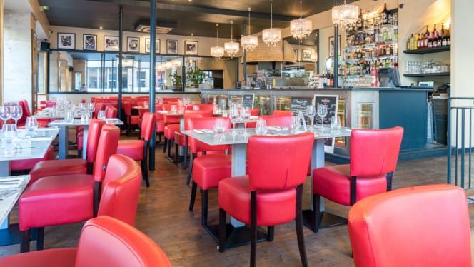 Salle du restaurant - San Pietro, Bordeaux