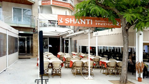 Shanti Playa, Calafell