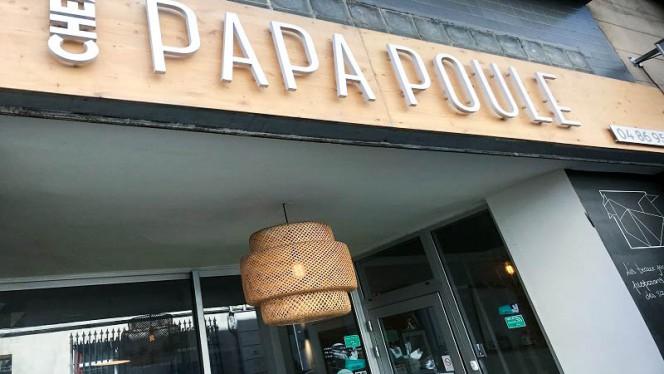 Entrée - Chez Papa Poule, Marseille