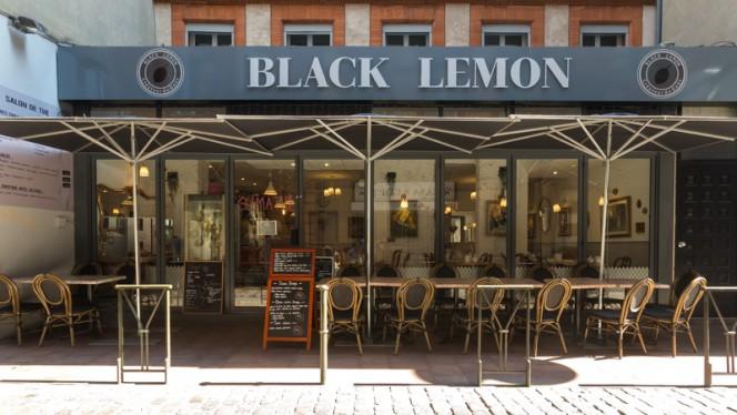 Devanture - Black Lemon, Toulouse
