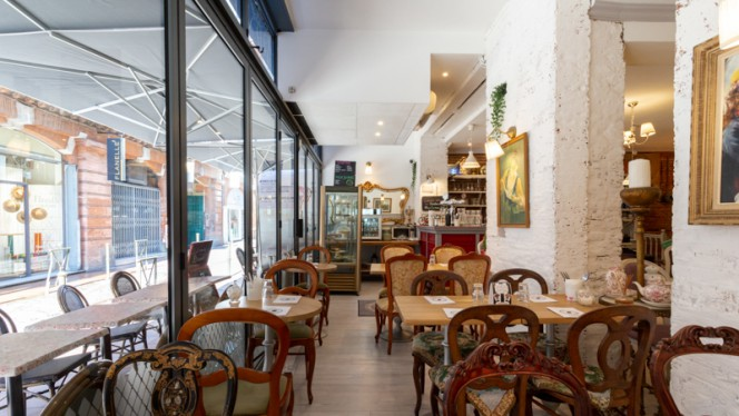 Salle du restaurant - Black Lemon, Toulouse