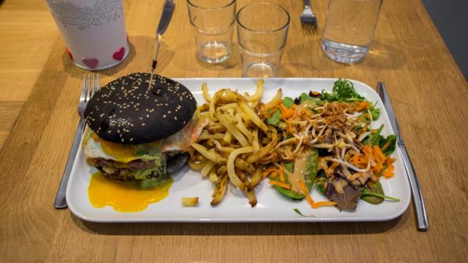 Suggestion du chef - Black Lemon, Toulouse
