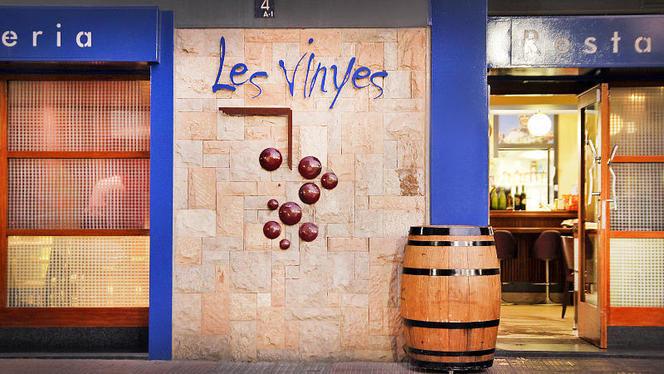 vista fachada - Les Vinyes, Martorell