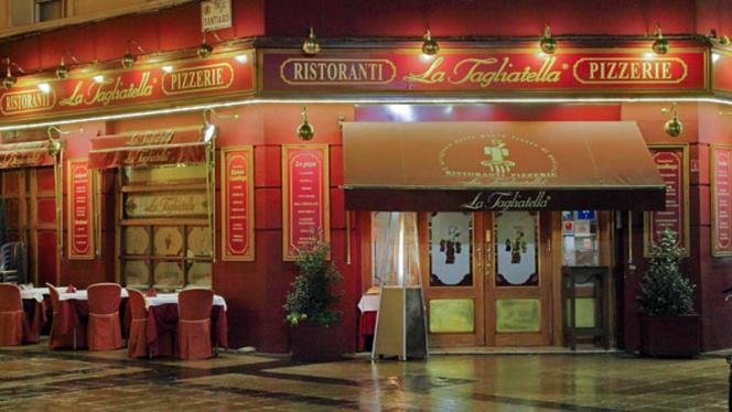 Vista fachada - La Tagliatella Don Jaime, Zaragoza