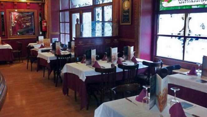Vista sala - La Tagliatella Don Jaime, Zaragoza