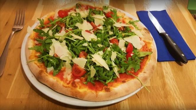 Suggestion de pizza - Slice Pizza, Lausanne