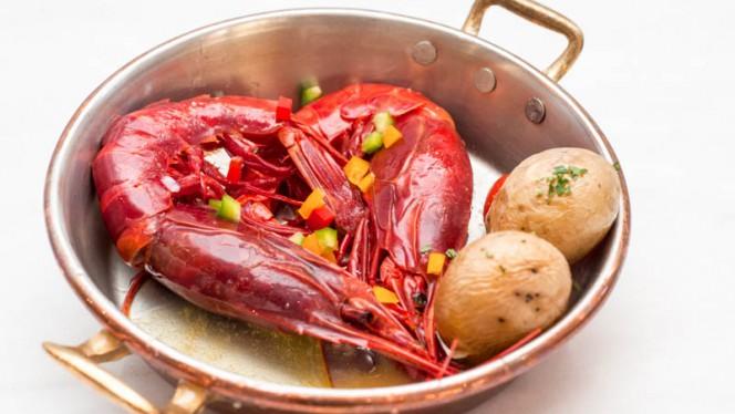 Sugestão do chef - Fora de Pé, Cascais