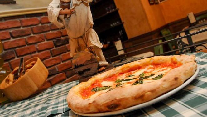 piatto - La Taverna, Milan