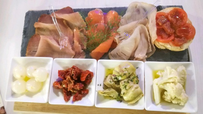PIatto - Tria Street Food, Alghero
