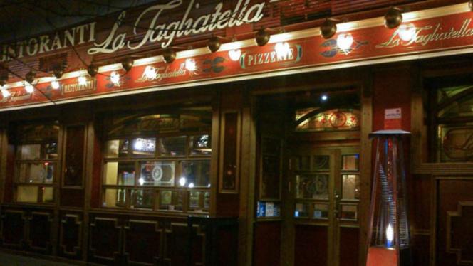 Vista fachada - La Tagliatella Aragonía, Zaragoza
