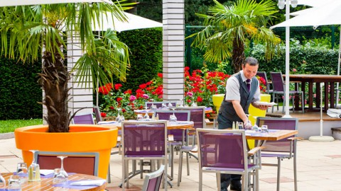 Novotel Café Gerland, Lyon