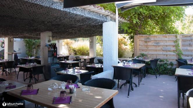Terrasse - L'Étal des Granettes, Aix-en-Provence