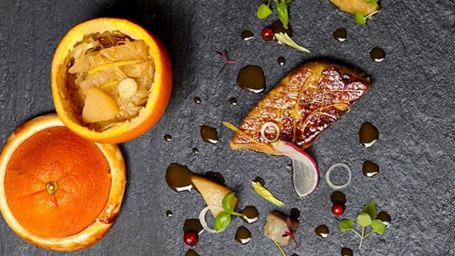Suggestion de plat - Les Loges - Anthony Bonnet, Lyon