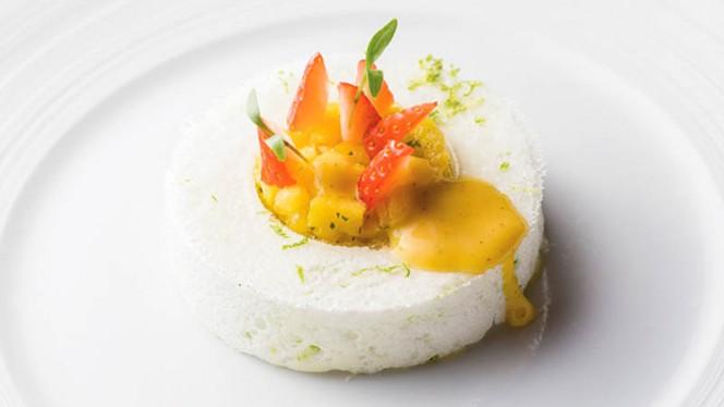 Suggestion dessert - Les Loges - Anthony Bonnet, Lyon