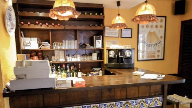 Vista barra - Don Blasco, Valencia