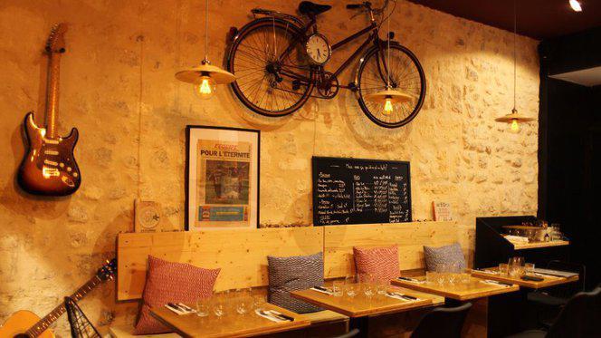 Interieur - Les Drôles, Bordeaux