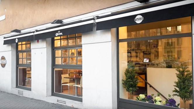 fachada del restaurante - Taxco Madrid, Madrid