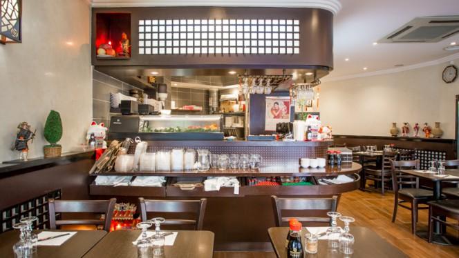 Bar - Sushi Crimee, Paris