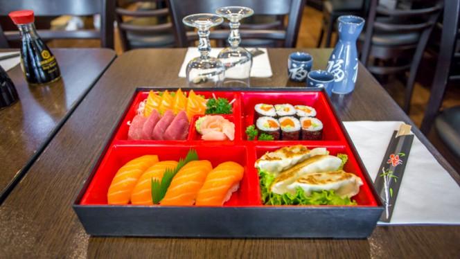 Suggestion de plat - Sushi Crimee, Paris